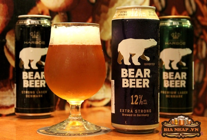 Bia Gấu Bear Beer