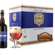 Bia chimay xanh 750ml